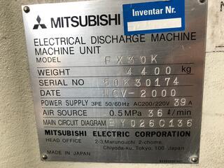Mitsubishi FX 30 K huzalos-8
