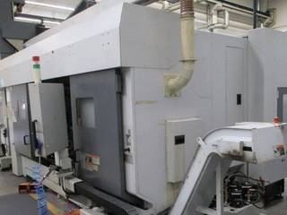 Esztergagép Mori Seiki MT 2500 / 1500 SZ-5