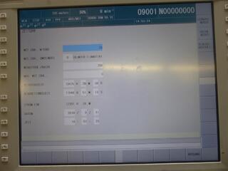 Marógép Mori Seiki NH 4000 DCG, Gyárt. é.  2015-9