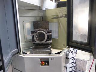Marógép Mori Seiki NH 4000 DCG, Gyárt. é.  2015-5
