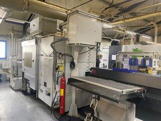Esztergagép Mori Seiki NL 2500 SMC  700-9