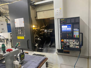 Esztergagép Mori Seiki NL 2500 SMC  700-4