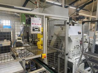 Esztergagép Mori Seiki NL 2500 SMC  700-5