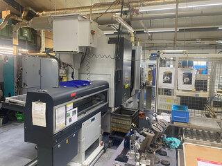 Esztergagép Mori Seiki NL 2500 SMC  700-8