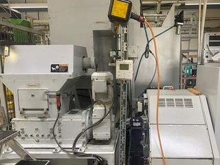Esztergagép Mori Seiki NL 2500 SMC / 700-9