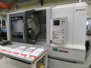 Esztergagép Mori Seiki NL 3000 Y-4