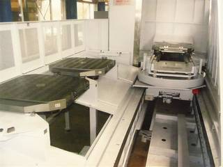 Marógép Mori Seiki NMH 10000 DCG APC 7, Gyárt. é.  2009-11