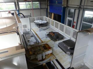 Marógép Mori Seiki NMH 10000 DCG APC 7, Gyárt. é.  2009-6