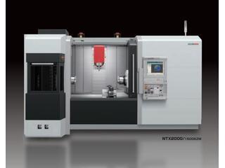 Esztergagép Mori Seiki NTX 2000 SZM 1500-0