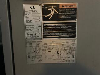 Marógép Mori Seiki NVX 5100 II 40-4