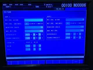 Esztergagép Mori Seiki ZT 2500 Y + Promot gentry-14