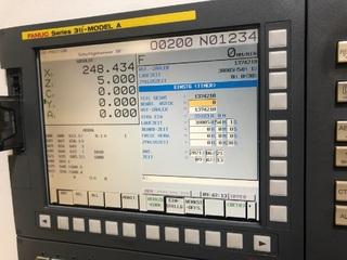 Esztergagép Nakamura WT 100 MMY-11