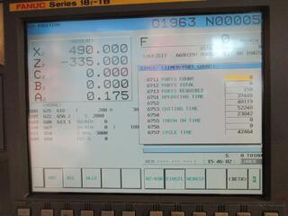 Esztergagép Nakamura WT 250 MMY-9