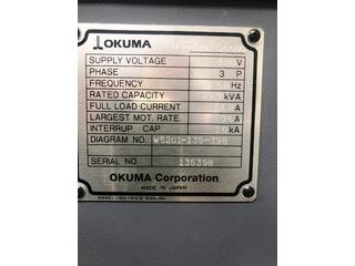 Esztergagép Okuma LU 300 M 2SC 600-7