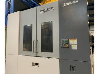 Marógép Okuma MA 600 HB-4