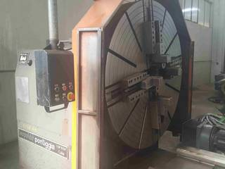 Esztergagép Pontigia PH 800 E CNC-11