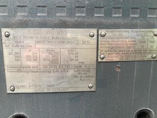 Esztergagép Sedin KSM 140 Karusell-7