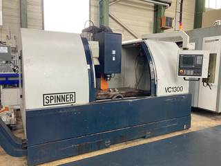 Marógép Spinner VC 1300-1