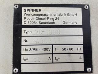 Marógép Spinner VC 1300-8