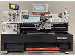 ToRen C 6246 x 1000 hagyományos eszterga-0