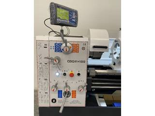 ToRen CD 6241 x 1000 hagyományos eszterga-3