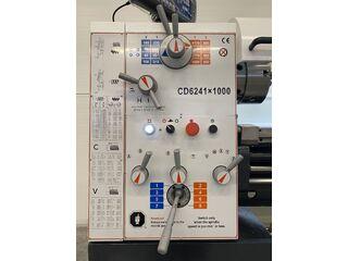 ToRen CD 6241 x 1500 Vario hagyományos eszterga-4