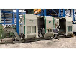 Marógép Unisign Unipro 5 - P, Gyárt. é.  2002-2