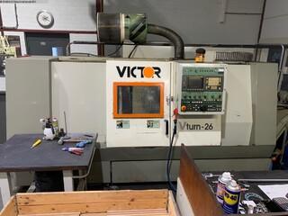 Esztergagép Victor V-Turn 26 / 100 CV-0