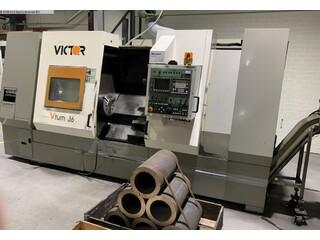 Esztergagép Victor V-Turn 36/125 CV-1