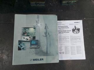 Esztergagép Weiler C 50-7