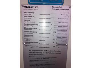 Esztergagép Weiler E 50-8