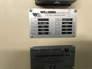 Marógép Willemin-Macodel W 408 B-13