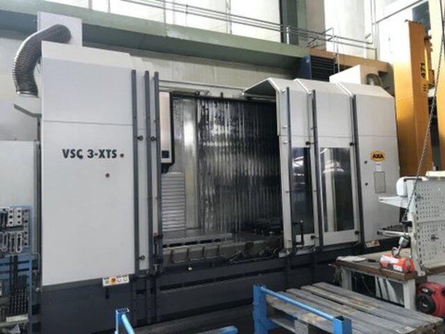 További képek Marógép AXA VSC 3 XTS, Gyárt. é.  2007