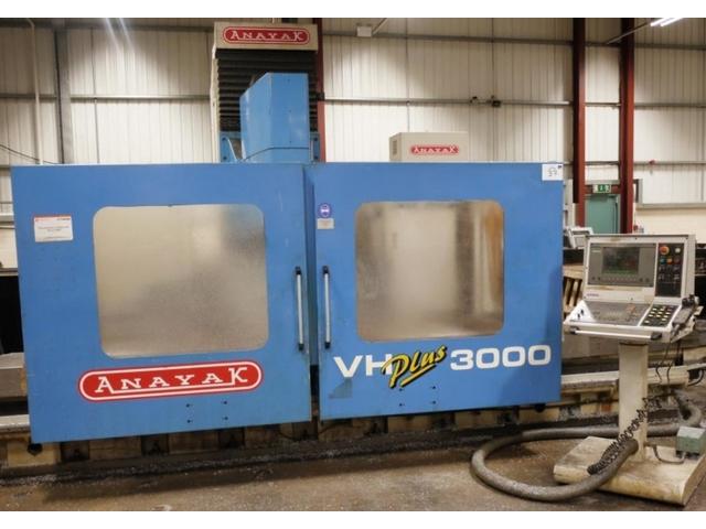 További képek Anayak VH Plus 3000 Bed marógép