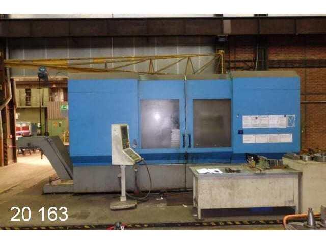 További képek Auerbach FBE 2000 Bed marógép