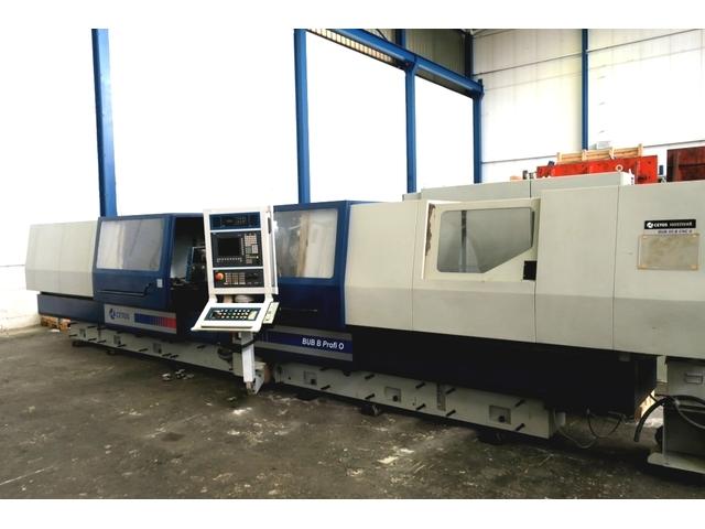 További képek Köszörűgép Cetos BUB 50 B CNC 3000