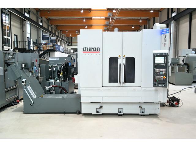 További képek Marógép Chiron Mill FX 800 baseline, Gyárt. é.  2016