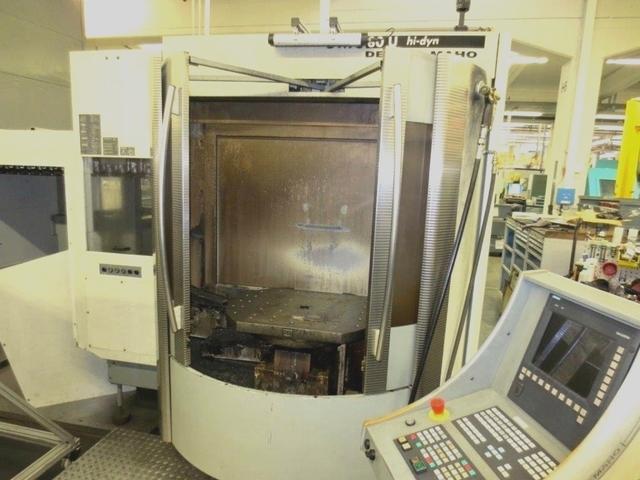 További képek Marógép DMG DMC 80 U hi-dyn, Gyárt. é.  2002