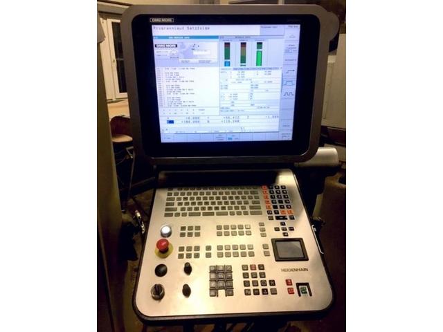 További képek Marógép DMG DMU 40 evo, Gyárt. é.  2012