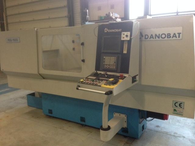 További képek Köszörűgép Danobat PSG 1000