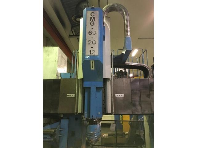 További képek Danobat Soraluce GMC 602012 portál marógép