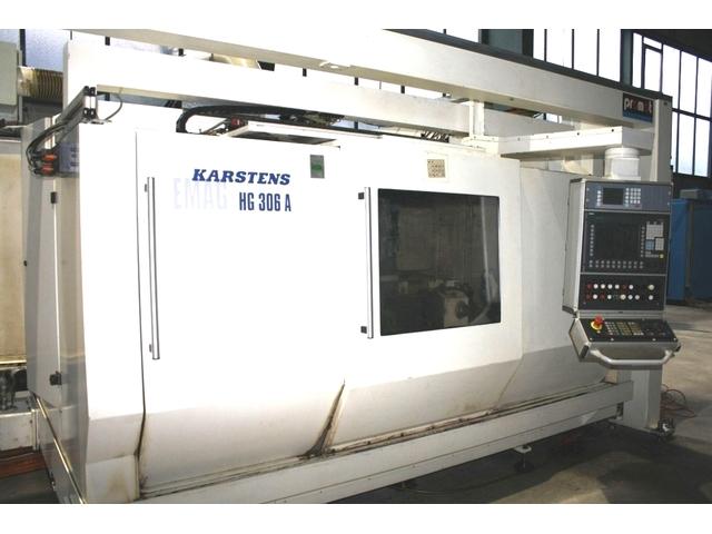 További képek Köszörűgép Emag - Karstens HG 306 A