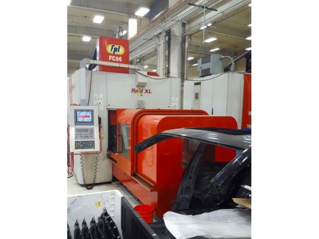 További képek Marógép FPT RAID XL, Gyárt. é.  2006