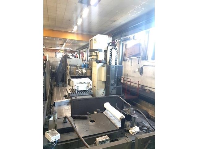 További képek FPT SIRIO M 100 Bed marógép