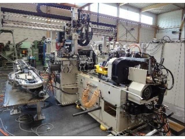 További képek Fogazógépek Grob ZRM 12 NC DR A890 Kaltwalzmaschine/coldforming