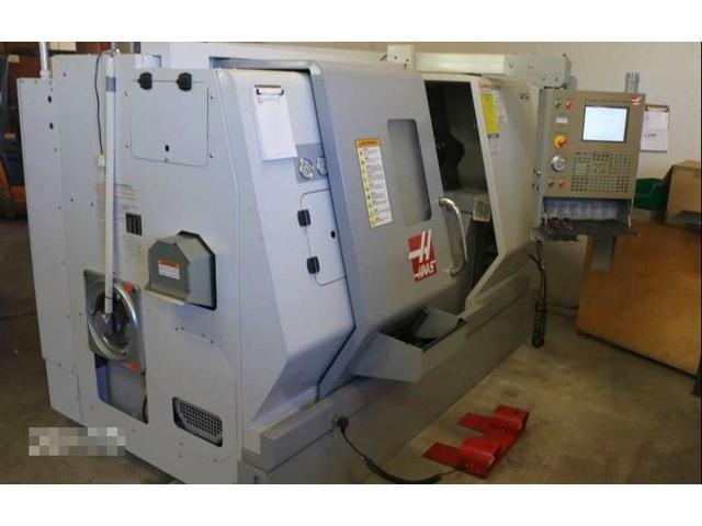 További képek Esztergagép Haas SL 20