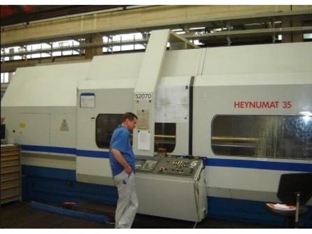 További képek Esztergagép Heyligenstädt HN 35 U / 4000 Flex
