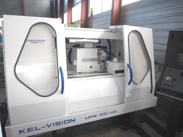 További képek Köszörűgép Kellenberger Kel-vision URS 125 x 430 generalüberholt