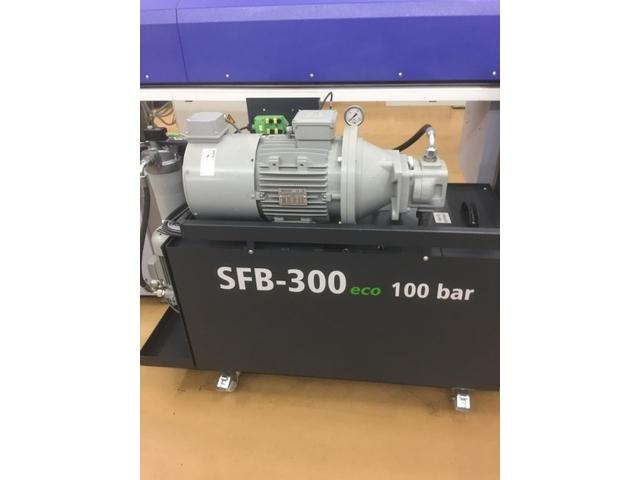 További képek Büchler SFB 300 eco 100 bar Kiegészítők használt
