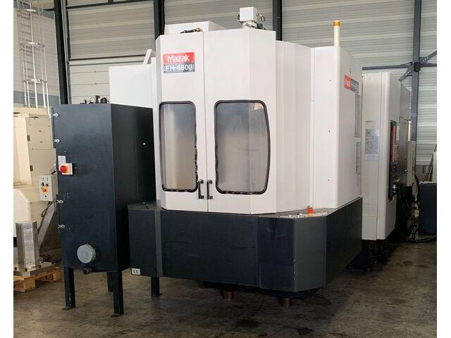 További képek Marógép Mazak FH 4800, Gyárt. é.  2004